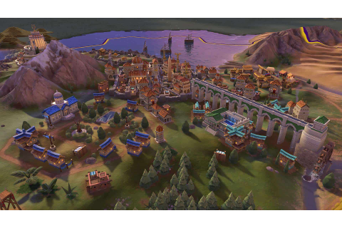 Sid Meiers Civilization VI version complete pc game download