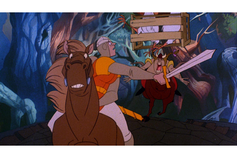 Dragon's Lair 2: Time Warp gets HD version for iPad, out ...