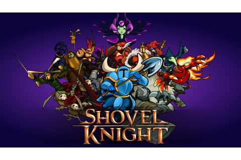 Shovel Knight Coming to Nintendo Switch - The Game Fanatics
