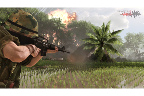 Rising Storm 2: Vietnam Trailer Shows Deep Customization ...