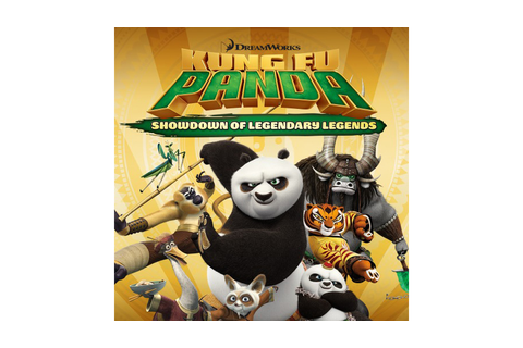 Kung Fu Panda Showdown of Legendary Legends Game | PS3 ...