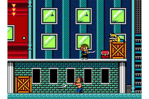 Alex Kidd in Shinobi World | Excited About Gaming Blog