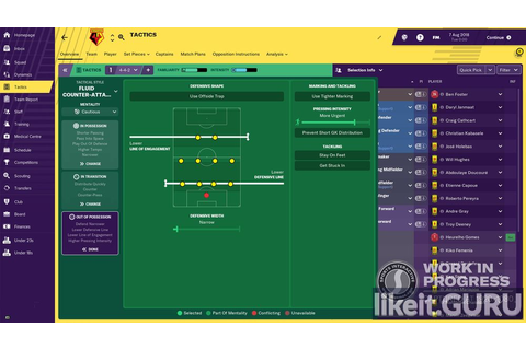Download Football Manager 2019 Full Game Torrent | Latest ...