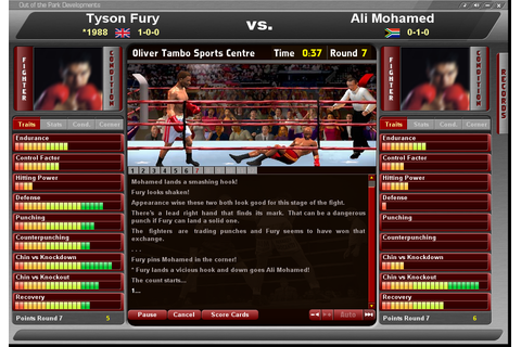Title Bout Championship Boxing - game_history