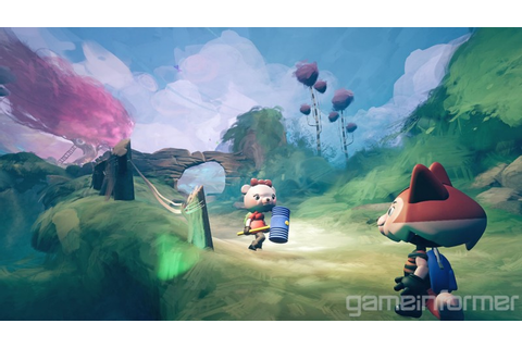 Update: Dreams Closed Beta Begins Tomorrow - Game Informer