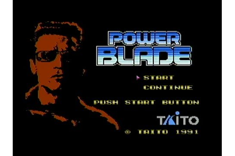 Power Blade - NES Gameplay - YouTube