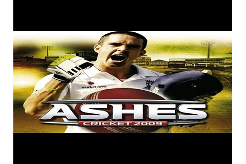 how to play ashes cricket 2009 game on android - YouTube