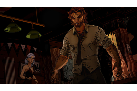 The Wolf Among Us Plants Storybook Characters in New York ...