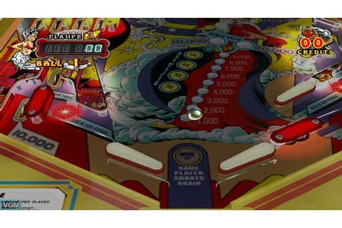 Gottlieb Pinball Classics for Nintendo Wii - The Video ...