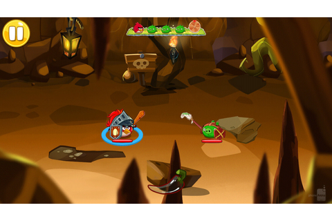 Angry Birds Epic review: Rovio's take on a turn-based RPG ...