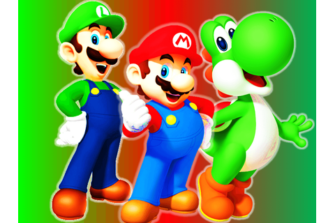 Mario And Luigi Backgrounds - Wallpaper Cave
