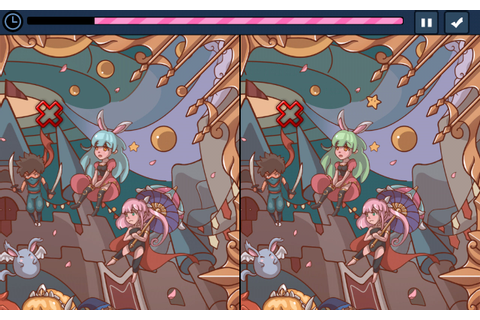 Spot The Differences 3 - Available on : Android , iPhone ...