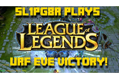 LEAGUE OF LEGENDS - Ultra Rapid Fire Eve! ( Full Game ...