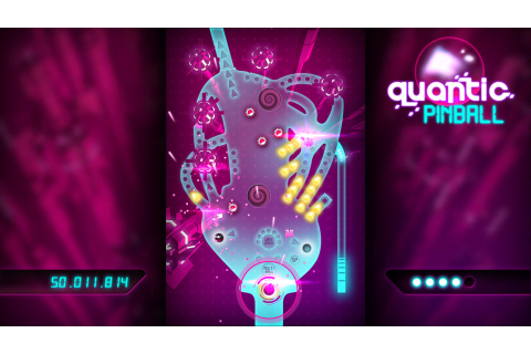 Quantic Pinball - Buy and download on GamersGate