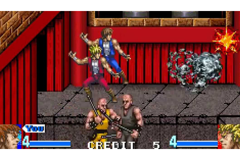 The Best Double Dragon Games :: Games :: Lists :: Double ...