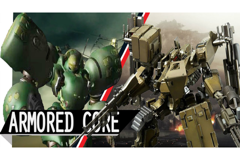 Evolution Of Armored Core - YouTube