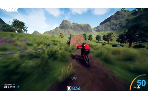 Extreme Freeriding Game 'Descenders' Announced For ...