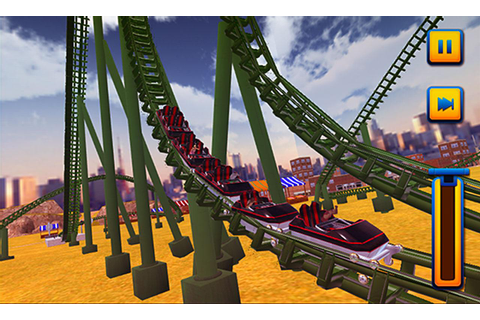 Roller Coaster 3D Simulator - Android Apps on Google Play