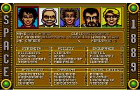 Space 1889 Download (1990 Role playing Game)