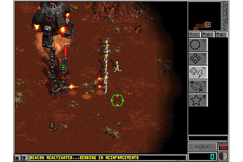 Dark Colony Download (1997 Strategy Game)