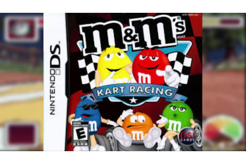 Pop - M&M's Kart Racing (DS / Music) - YouTube