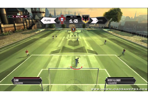 Pure Football - Download game PS3 PS4 RPCS3 PC free