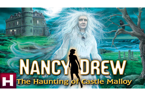 Nancy Drew: The Haunting of Castle Malloy Official Trailer ...