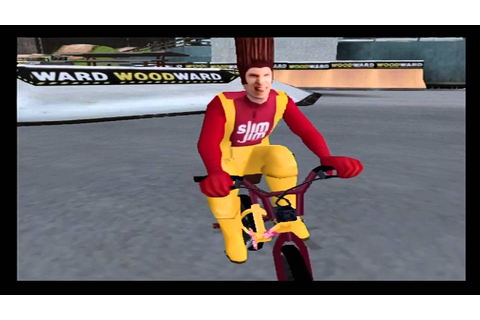 Dave Mirra Freestyle BMX 2 PS2 Gameplay - YouTube