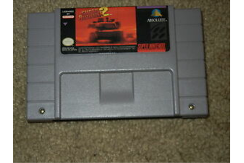 Super Battletank 2 SNES Super Nintendo Game | eBay