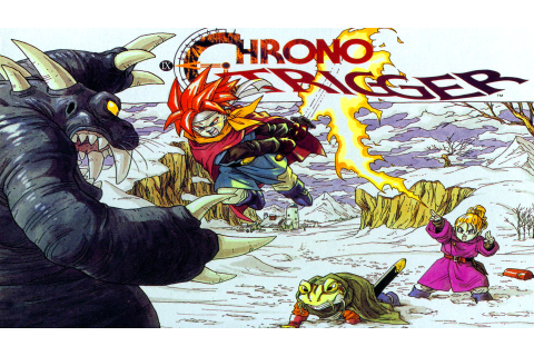 Chrono Trigger Full HD Wallpaper and Background Image ...
