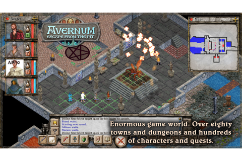 Avernum: Escape From the Pit - Steam download - Baixaki