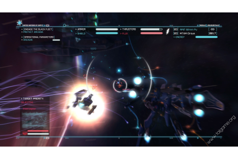 Strike Suit Zero Director's Cut - Download Free Full Games ...
