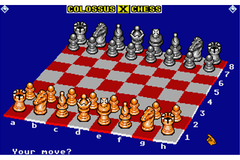 Colossus Chess on Qwant Games
