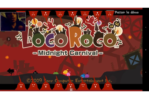 LOCOROCO: midnight carnival - Let's Play #01 | Emulateur ...
