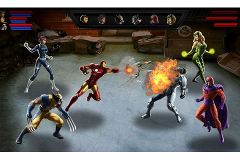 Marvel's Avengers Alliance Game Now Available In Windows ...