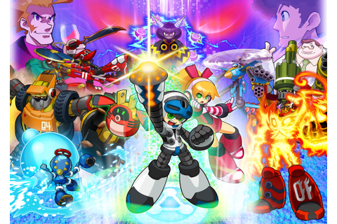 Mighty No. 9 is a bland, frustrating game that doesn't ...