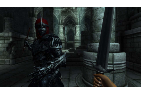 Game The Elder Scrolls IV: Oblivion » The Elder Scrolls ...