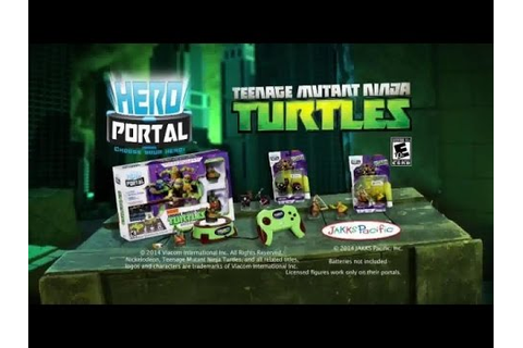 Teenage Mutant Ninja Turtles Hero Portal Game 30 US TV ...