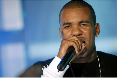 Rapper The Game arrested after video shows him punching ...