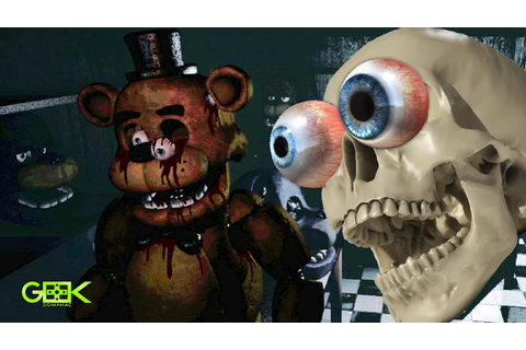 LP - Five Nights at Freddy's #2 - CURSE THIS GAME! by ...