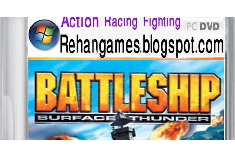 Battleship Surface Thunder PC Game Free Download - Welcome ...