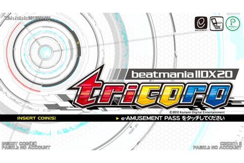 Beatmania IIDX Substream on Qwant Games