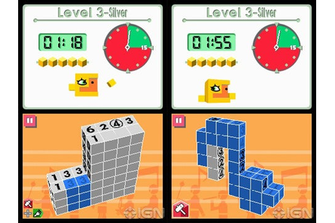 Picross 3D Review - IGN