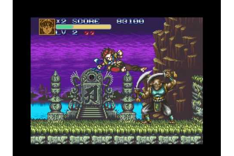Battle Zeque Den (SNES) - Hard difficulty - YouTube
