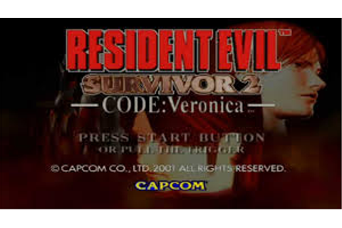 Resident Evil - Survivor 2 - Code - Veronica (Europe) ISO