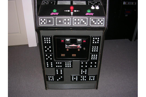 Bally Midway Domino Man Video Arcade Game for sale by ...