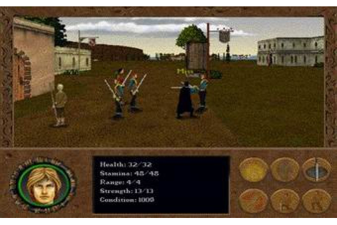Betrayal in Antara (1997) Windows game