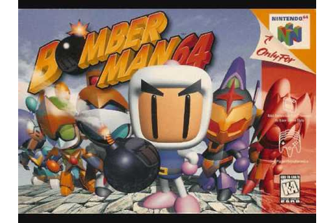 Bomberman 64 (N64 Game Music) 1997 - YouTube