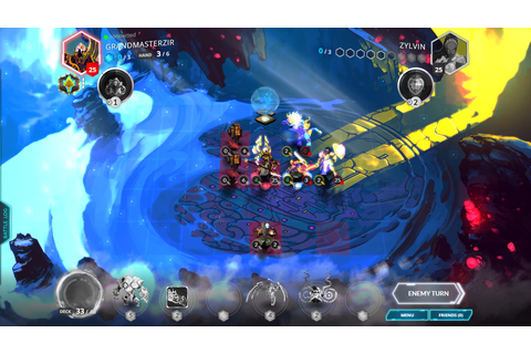 Duelyst review | PC Gamer
