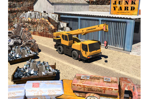 App Shopper: Junkyard Simulator parking 2017 (Games)